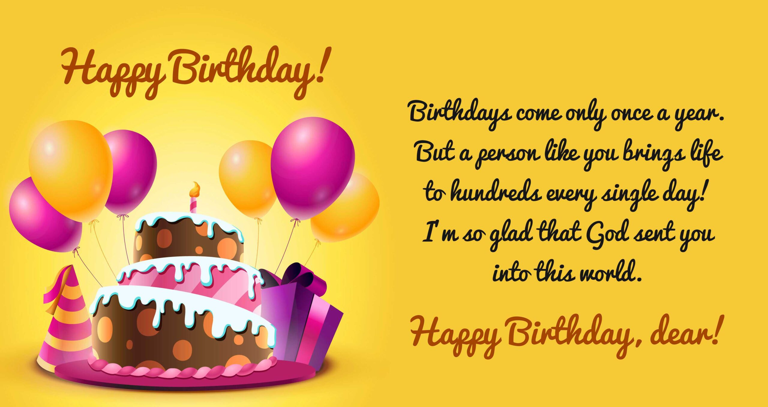 Happy Birthday Quotes | Withlovenregards Blog - Ideas ...Happy Birthday To Me Quotes For Facebook
