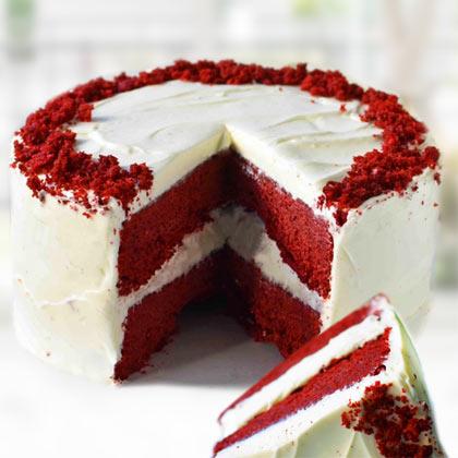 1 kg velvet cake