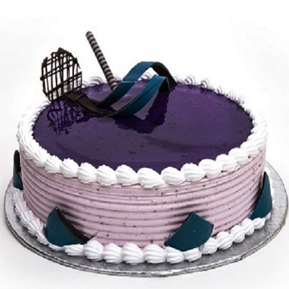 Black current cake