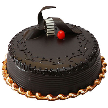 Dark fantasy choco cake