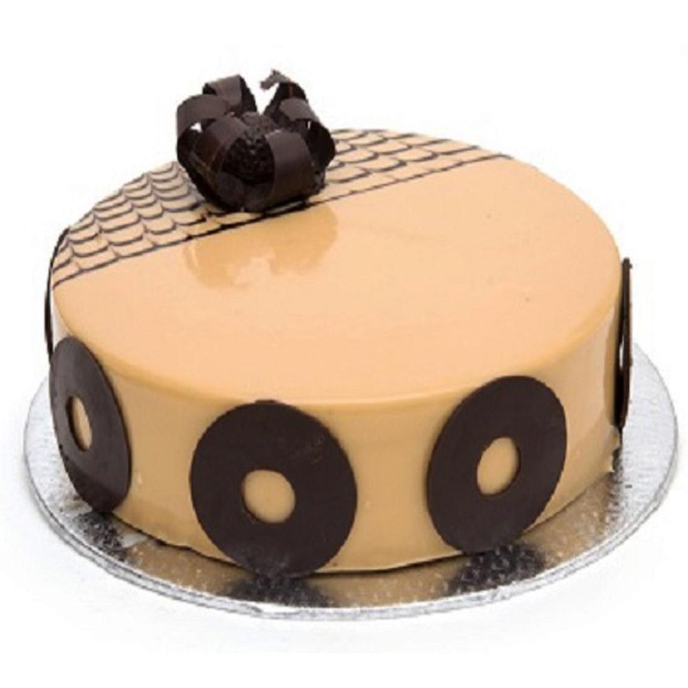 Hazelnut cappuchino cake