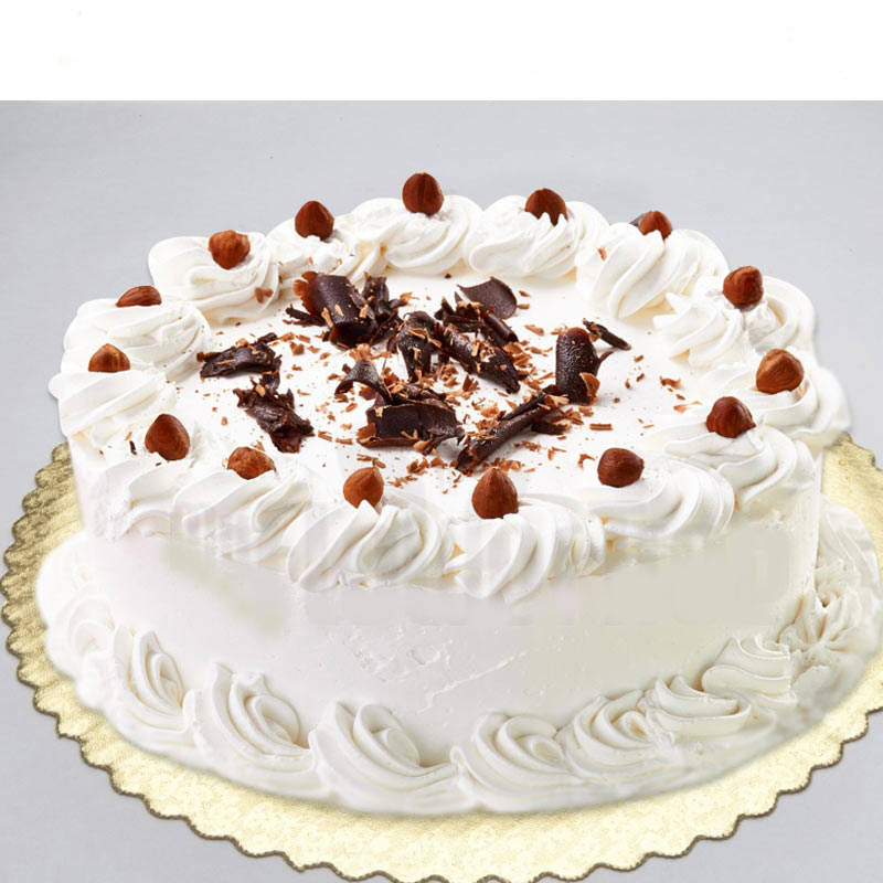 5 star white chocolate cake