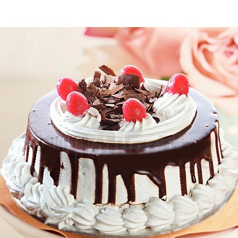 Black forest 5 star cake