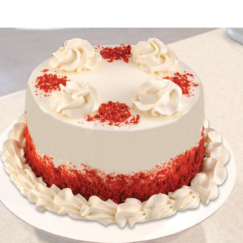Red velvet cake sugarfree
