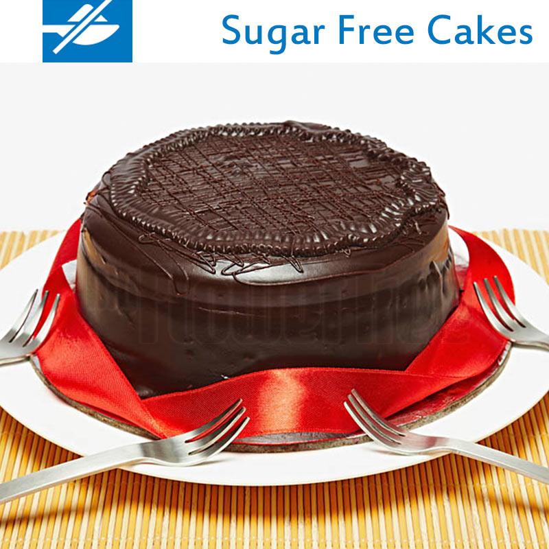 Truffle cake sugarfree