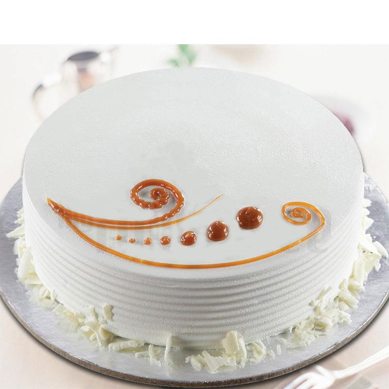 Vanila cake 5 star