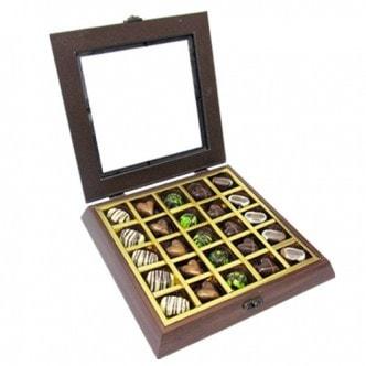 Divine chocolate box