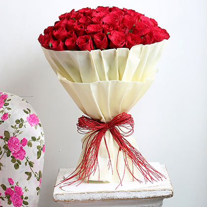 Pure love 100 roses