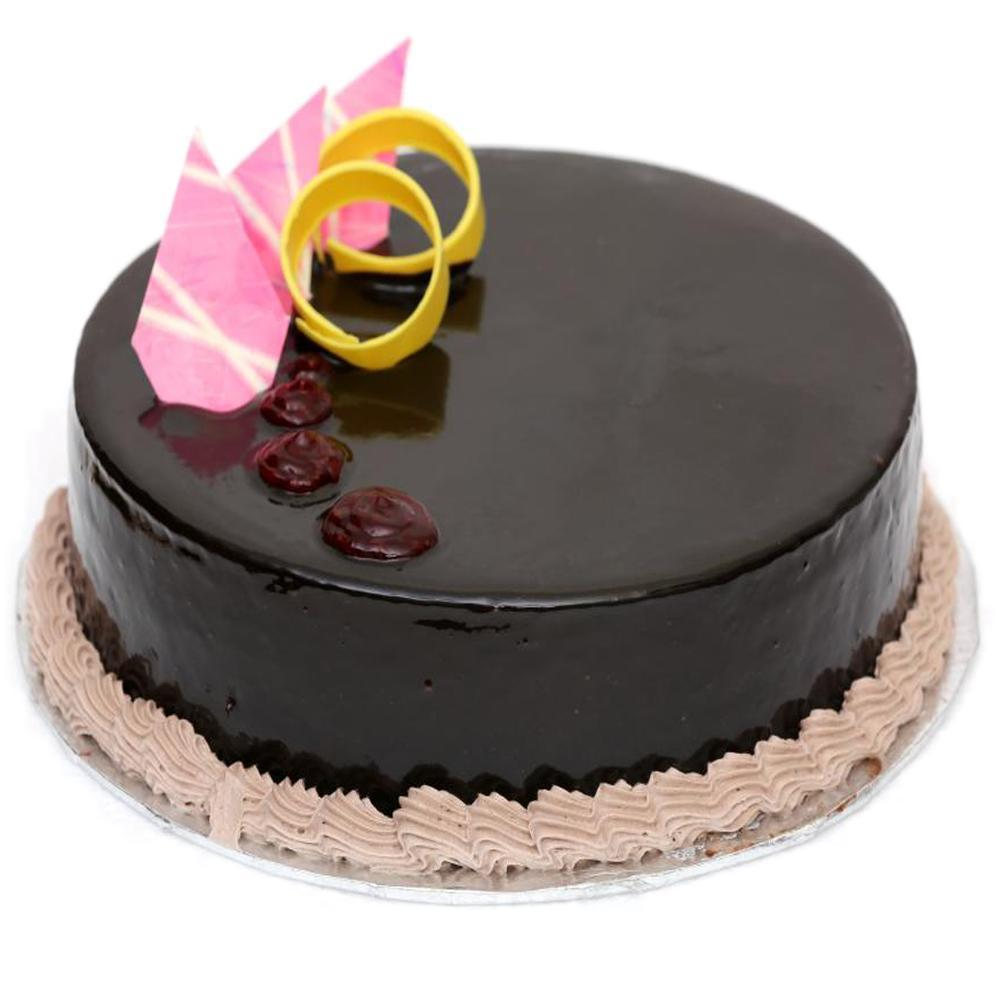 Choco valvette cake