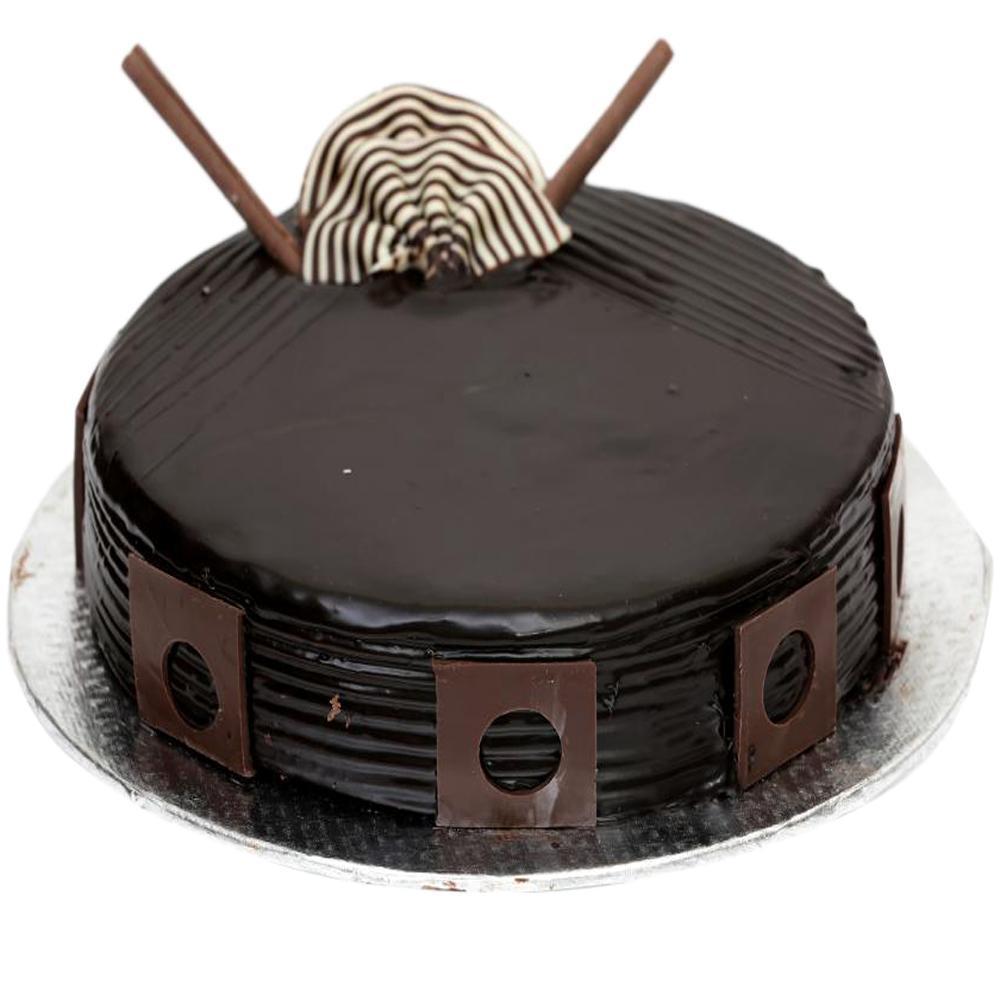 Dark royal cake