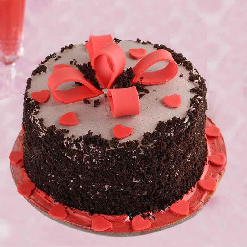 Desinger black forest cake
