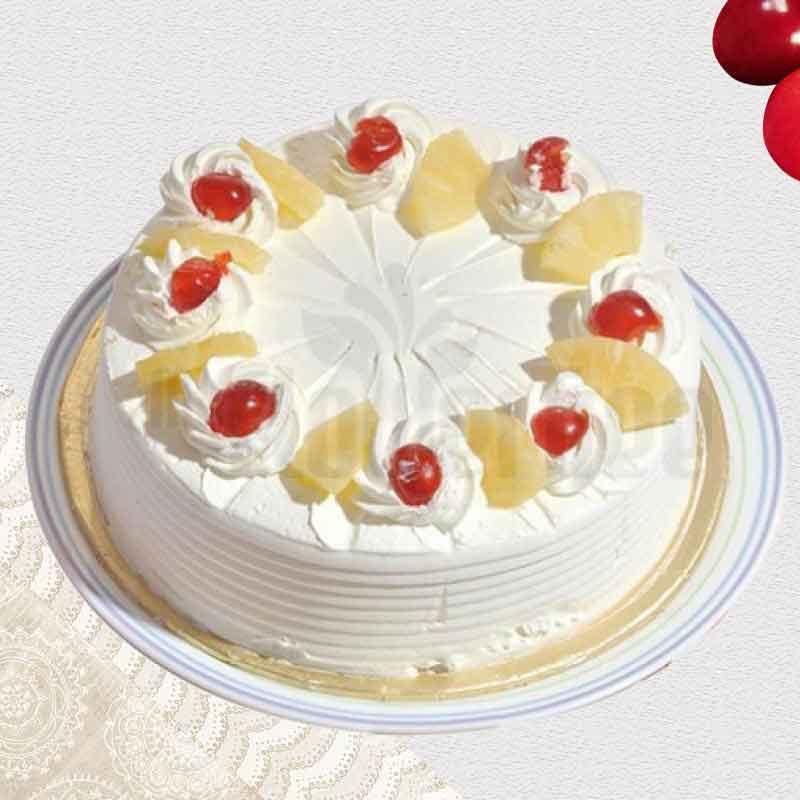 Pine apple cake