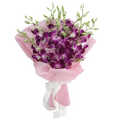 Exotic purple