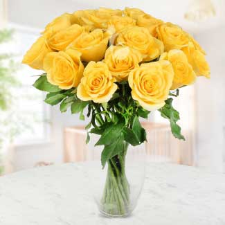 Yellow bunches