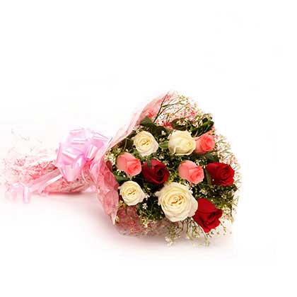 Love filled bouquet